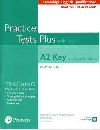 Practice Tests Plus for Schools A2 Key 2020