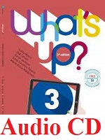 Whats Up 3 Student Book Audio CDs 3rd Edition