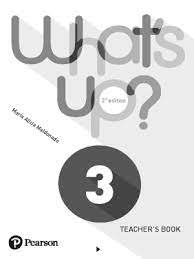 Whats Up 3 Teachers Book 3rd Edition