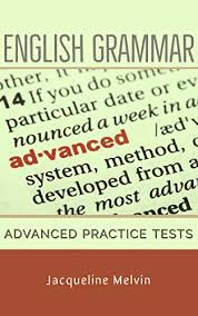 English Grammar Advanced Practice Tests