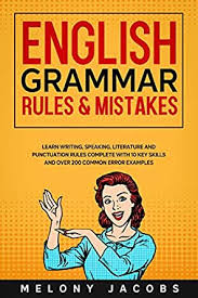 English Grammar Rules and Mistakes