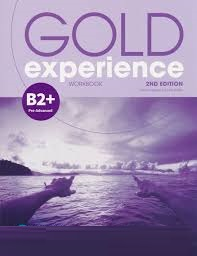 Gold Experience 2nd Edition B2 Plus Workbook