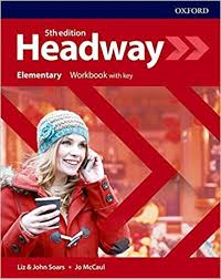 Headway Elementary 5th Edition Workbook with Keys