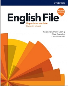 English File 4th Edition Upper-Intermediate Student Book