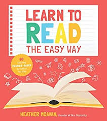Learn to Read the Easy Way 60 Exciting Phonics Based Activities for Kids