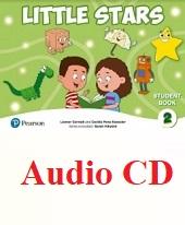 Little Stars 2 Student Book Audio CDs