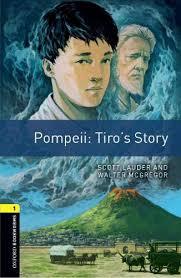 Pompeii Tiro Story Bookworms 1