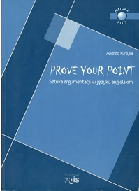 Prove your Point - the Art of Argument in English