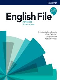 English File 4th Edition Advanced Students Book
