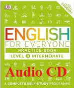 English for Everyone Level 3 Intermediate Practice Book Audio CDs