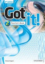 Got It 2 Teacher Book 2nd Edition