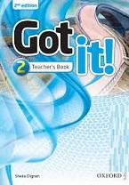 Got It 2 Teacher Book 2nd Edition