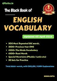 The Black Book of English Vocabulary