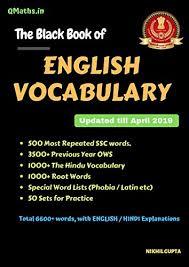 The Black Book of English Vocabulary