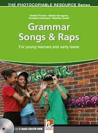 Grammar Songs And Raps For Young Learners And Early Teens (Ebook)