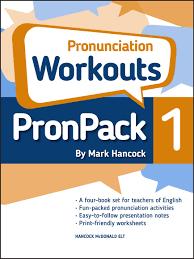 Pronunciation Workouts PronPack 1