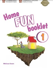 Home Fun Booklet 1 Answer Key