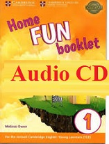 Home Fun Booklet 1 Audio CDs