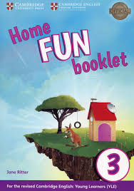 Home Fun Booklet 3