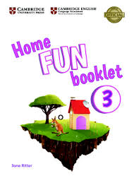 Home Fun Booklet 3 Answer Key