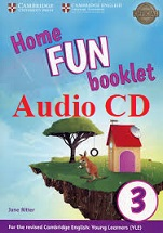 Home Fun Booklet 3 Audio CDs