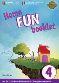 Home Fun Booklet 4