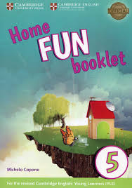 Home Fun Booklet 5