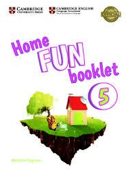 Home Fun Booklet 5 Answer Key