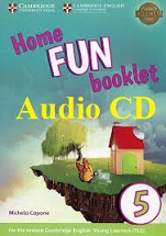 Home Fun Booklet 5 Audio CDs