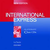 International Express Pre-Intermediate New Edition Class Audio CDs