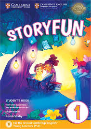 Storyfun 1 Student Book 2nd Edition