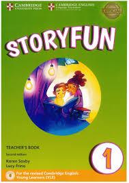 Storyfun 1 Teacher Book 2nd Edition