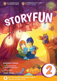 Storyfun 2 Student Book 2nd Edition