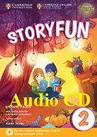 Storyfun 2 Class Audio CDs 2nd Edition