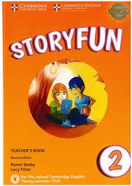 Storyfun 2 Teacher Book 2nd Edition