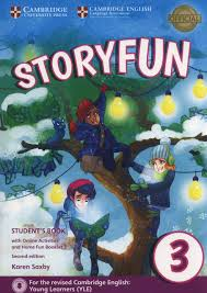 Storyfun 3 Student Book 2nd Edition