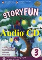 Storyfun 3 Class Audio CDs 2nd Edition
