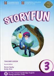 Storyfun 3 Teacher Book 2nd Edition