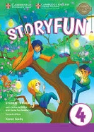 Storyfun 4 Student Book 2nd Edition