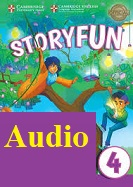 Storyfun 4 Class Audio CDs 2nd Edition