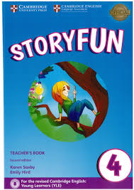Storyfun 4 Teacher Book 2nd Edition