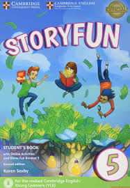 Storyfun 5 Student Book 2nd Edition