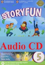 Storyfun 5 Class Audio CDs 2nd Edition
