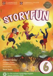 Storyfun 6 Student Book 2nd Edition