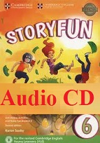 Storyfun 6 Class Audio CDs 2nd Edition
