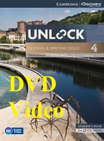 Unlock 4 Reading and Writing Skills DVD Video