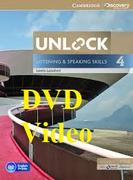 Unlock 4 Listening and Speaking Skills DVD Video