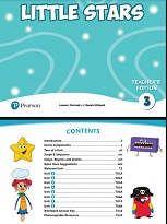Little Stars 3 Teacher Book