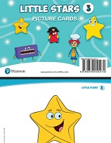 Little Stars 3 Picture Cards