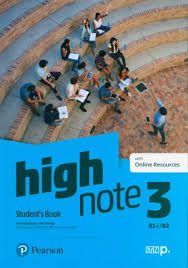 High Note 3 Student Book